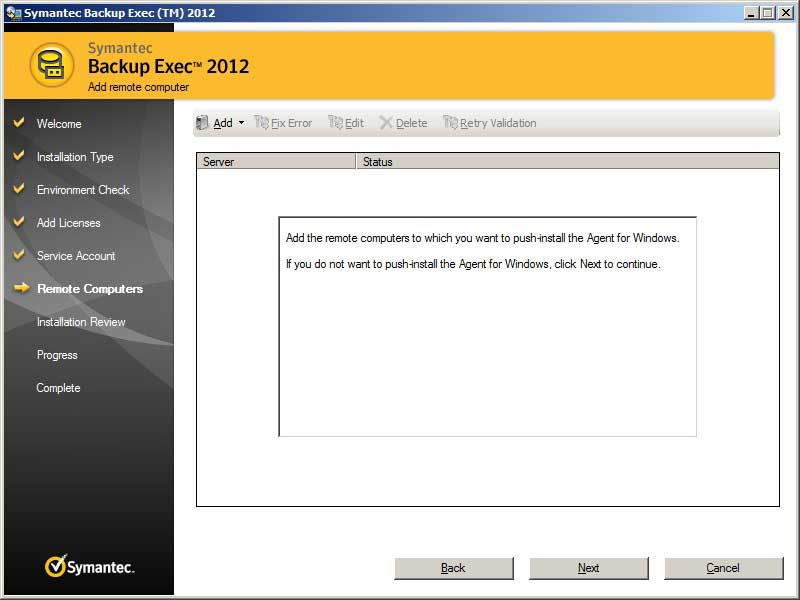 BACKUP EXEC 2012 INSTALL VFF DOWNLOAD DRIVERS